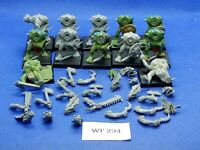 Warhammer Fantasy - Lizardmen Saurus x12 - WF294
