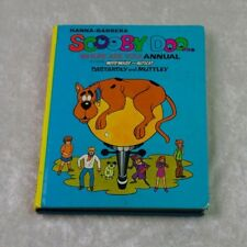 SCOOBY DOO Where Are You! 1973 Annual Hanna Barbera Dastardly Muttley Vintage