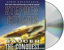 Saucer: The Conquest 2004 by Coonts, Stephen 1593973748
