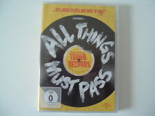 All Things Must Pass - The Rise and Fall of Tower Records (2016), Neu OVP, DVD