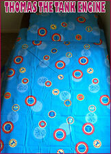 THOMAS THE TANK ENGINE Single Bed QUILT COVER SET - Doona Duvet w/ P-Case - NEW