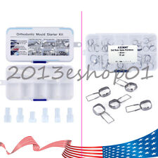 Mini Orthodontic Accessories Injection Mould Preformed Space Maintainer Loop