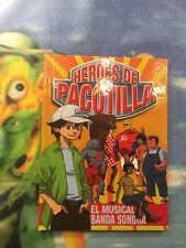 Mago de oz - HEROES DE PACOTILLA LIBRO + CD RAREZA PEQENIASANDRIITA