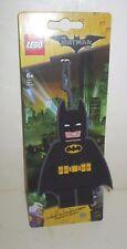 BATMAN LEGO MOVIE VINYL FIGURAL SHAPED LUGGAGE TAG BACKPACK DECORATION
