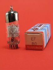 TELEFUNKEN EF80/vintage valve tube amplifier/NOS (P8)