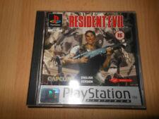 Jeux vidéo Resident Evil pour Sony PlayStation