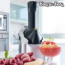 Máquina para hacer helados de frutas sanos y sabrosos Yogujoy. Envío