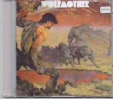 Wolfmother-Joker&The Thief promo cd single
