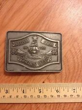 Native Sons Of The Golden West Belt Buckle