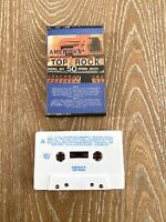 Americas Top Rock 50 Original Hits Original Artists Cassette Tape 1984