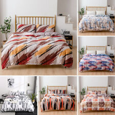 Home Bedding Set Duvet Cover + Pillowcases Sets Ink Printed All Size Comfortable