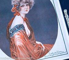LA VIE PARISIENNE 1925 ORIGINAL ART PRINT OFFSET LITHOGRAPH FROM PARIS RARE