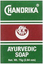 Chandrika-Soap Ayurvedic. 2.64 oz .(75G)