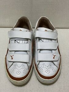 PUMA - Women's Golf Shoe - White Leather - Sz UK 5 / US 7.5 / Eu 38 / 24cm