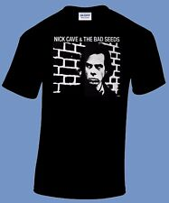 NICK CAVE T-shirt (PJ Harvey, Pixies, Johnny Cash, Lou Reed, Bowie)