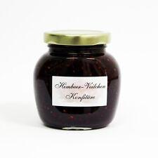Himbeeren-Veilchen-Konfitüre -250 g - sehr fein und delikat -