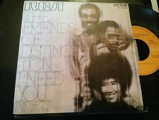 """FRIENDS OF DISTICTION SPANISH 7"""" SINGLE SPAIN - I NEED YOU - SOUL PS"""