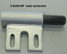 Simonswerk Rahmenteil V 8100 WF matt verchromt