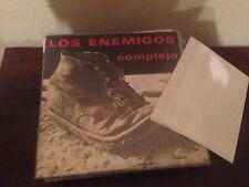 """ENEMIGOS - COMPLEJO 7"""" SINGLE EP - SPAIN POWER POP PROOM0CIONAL"""