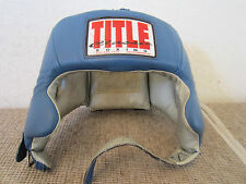 """Boxer'S """"Title Classic"""", Large Head Protector"""