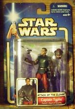 STAR WARS ATTACK OF THE CLONES - CAPTAIN TYPHO FIGURE - JAY LAGA'AIA - XENA