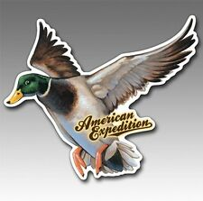 Wildlife Auto/Car/Truck Magnet-Mallard Duck-by American Expedition-Made in Usa
