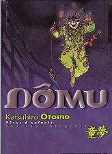 KATSUHIRO OTOMO INTEGRALE REVES D'ENFANTS DOMU  EDITION ORIGINALE
