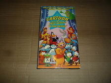 Cartoon All-Stars to the Rescue (VHS) Super Rare!