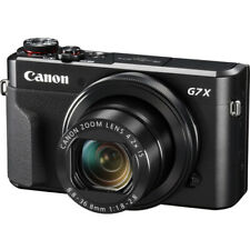 Canon G7 X Mark II Digital Camera USA MODEL WITH CANON WARRANTY
