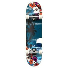 Yocaher Graphic Tropical Night Complete Skateboard