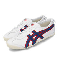 Asics Onitsuka Tiger Mexico 66 White Imperial Red Men Casual Shoes 1183A645-100