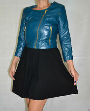 H&M Faux Leather Cropped Coats & Jackets for Women