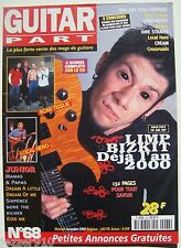 GUITAR PART n°68 # 1999 # LIMP BIZKIT / DIRE STRAITS + PARTITIONS
