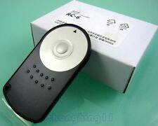 RC-6 Remote Control Compact for Canon EOS 600D 7D 60D 5D 450D 500D 550D