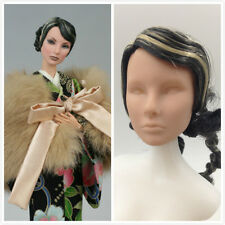 Fashion Royalty Integrity Toys Giselle In Yuzen Blossom Doll Blank Face Head
