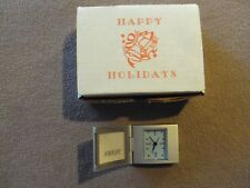 New  Snap-on Tools Desk Clock Holiday Dealer only Christmas gift