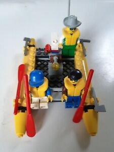 LEGO RARE River Runner(6665) - 100% Complete with Instructions Vintage from 1994