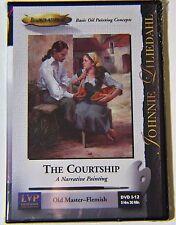Johnnie Liliedahl: Courtship - Art Instruction DVD