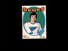 1971 O-Pee-Chee 226 Brit Selby NM #D486103