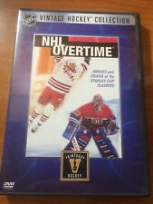 NHL Overtime (DVD) Heroes and Drama Of The Stanley Cup Playoffs...Q
