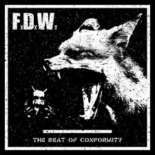 FOX DEVILS WILD - THE BEAT OF CONFORMITY LP, berlin based wave/synthie-punk