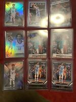 LOT (9) JA MORANT 2019-20 Panini Chronicles Rookie RC Lot Holo! Green Grizzlies!