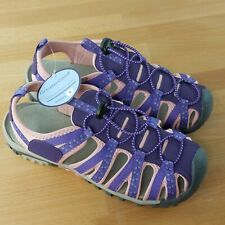New Greater Good Dragonfly Sport Sandals Women's US 9- Pink & Purple- Water Shoe