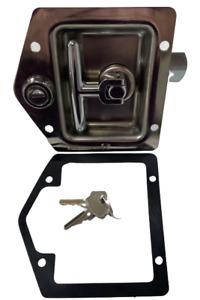 Terex Benford Dumper Toggle Bonnet Door Lock LH 1736-1949 for 5/6/7/9/10 Tonne