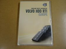 DVD / VOLVO HDD RTI EUROPE - ROAD AND TRAFFIC INFORMATION