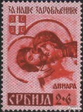 Servië (Duits.Cast.2.Oorlog.) 56I postfris 1941 Krijgsgevangenen