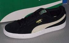 WOMENS PUMA SUEDE CLASSIC in colors BLACK SIZE 6