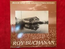 "Roy Buchanan  ""Buch & The Snakestrechters""  LP  1989  Habla  HBL-20104  Rock  M-"