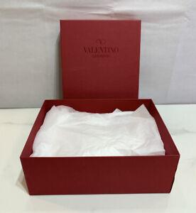 "Valentino Garavani Empty Shoe Box Only 12"" x 9"" x 4.5"""