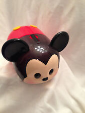 "Disney Tsum Tsum Baby Mickey Mouse Stack N Display Set Carrying Case 10""x 7"""